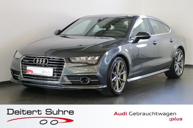 Audi A7 Sportback 3.0 TDI quattro S-line LED ACC Navi, Jahr 2014, diesel