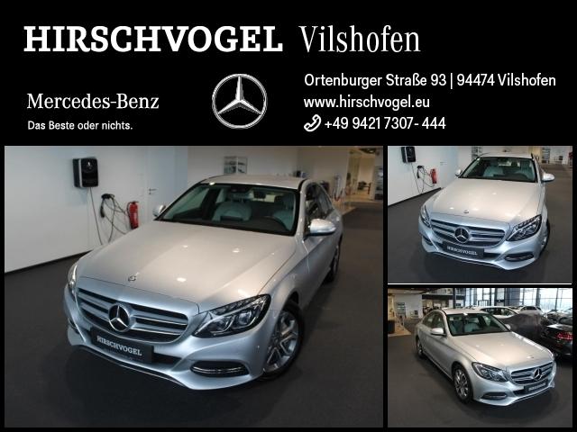 Mercedes-Benz C 250 AVANTGARDE+Com+ILS+Kam+PDC+SHZ+Memory-Pak., Jahr 2014, Benzin