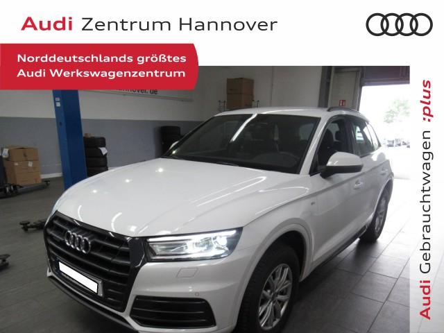 Audi Q5 2.0 TDI S line Teilleder Keyless Xenon 19-Zoll, Jahr 2018, Diesel