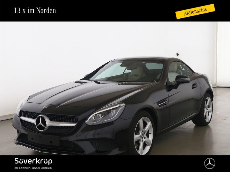 Mercedes-Benz SLC 200 LED, Jahr 2020, Benzin