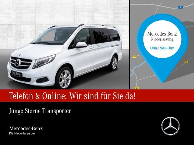 Mercedes-Benz V 220 d 4M EDITION Lang Sportp. Kamera Navi ILS, Jahr 2016, Diesel
