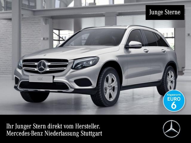 Mercedes-Benz GLC 350 d 4M Exclusive 360° Distr. COMAND LED AHK, Jahr 2017, Diesel