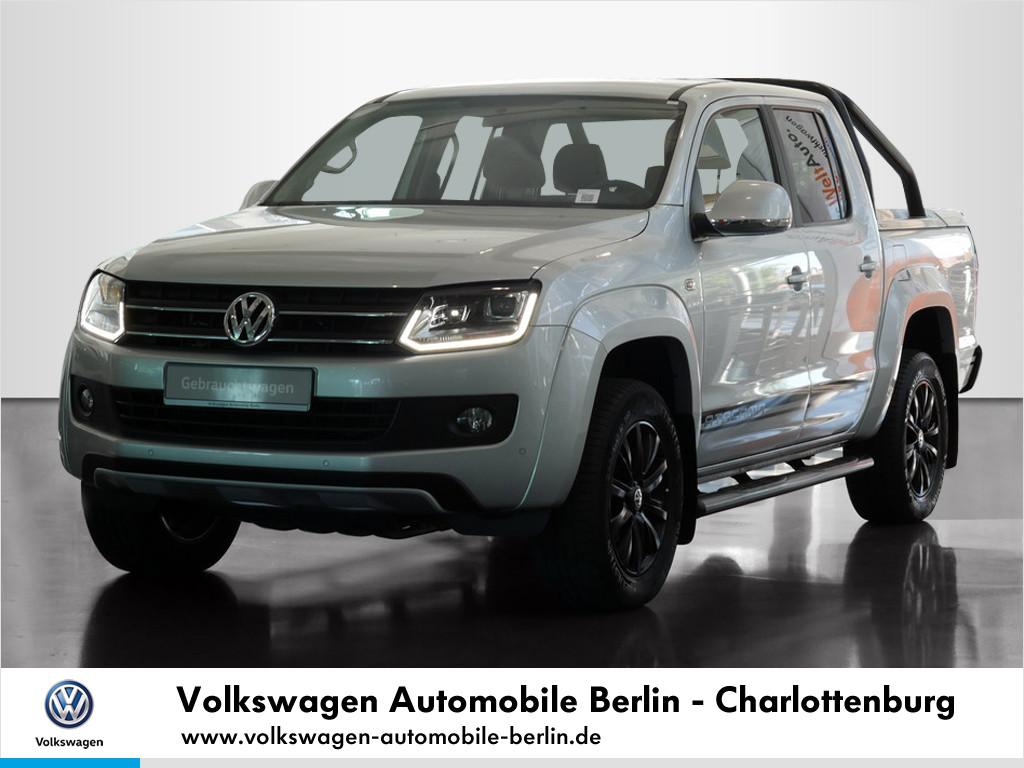 Volkswagen Amarok DC 2.0 TDI 4MOTION, Jahr 2015, Diesel