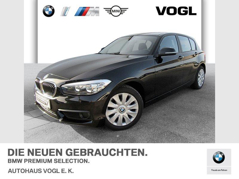 BMW 116i 5-Türer USB Shz, Jahr 2017, Benzin