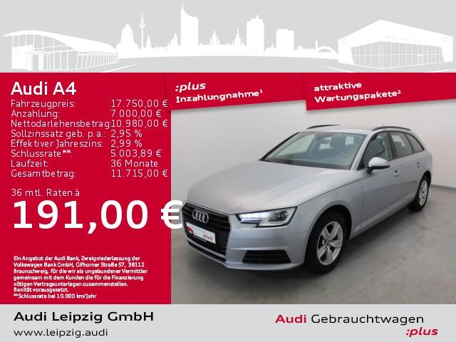 Audi A4 Avant 1.4 TFSI *Audi pre sense city*Xenon*, Jahr 2016, Benzin