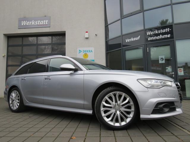 Audi A6 Avant 2.0 TDI ultra Eu6 19Zoll/Acc/Kam/Sports, Jahr 2017, Diesel