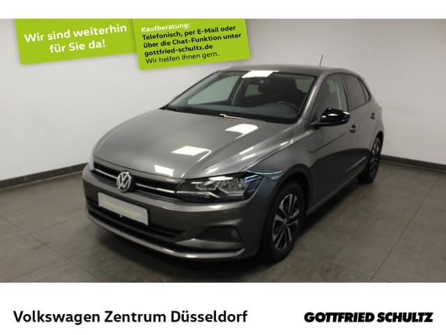 Volkswagen Polo IQ.Drive 1.0 TSI *PDC*SHZ*ParkAssist*GRA*FSE*, Jahr 2019, Benzin