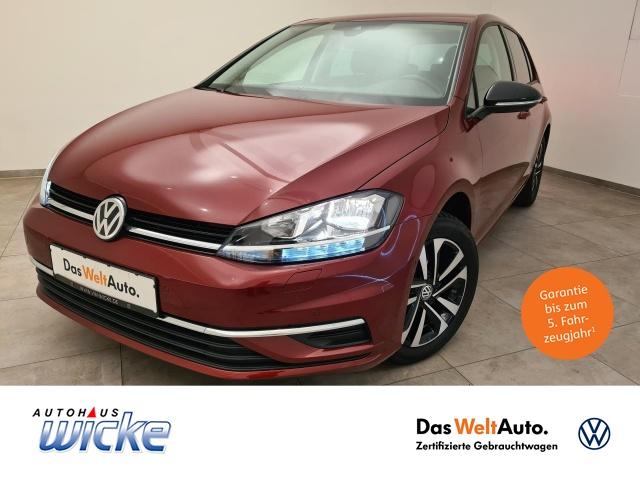 Volkswagen Golf VII 1.0 TSI IQ.DRIVE ACC Navi PDC Klima, Jahr 2019, Benzin
