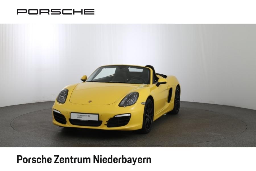 Porsche Boxster (981) | 20-Zoll Carrera S |, Jahr 2015, Benzin
