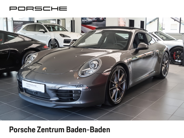 Porsche 991 911 Carrera S Coupe inkl. Sportsitze Plus (18-Wege), Jahr 2012, Benzin