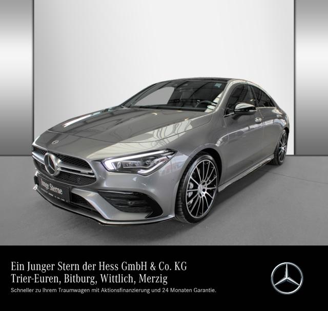 Mercedes-Benz CLA 35 4M CP AMG Aero PERFORMANCE Perf Si Night, Jahr 2020, Benzin