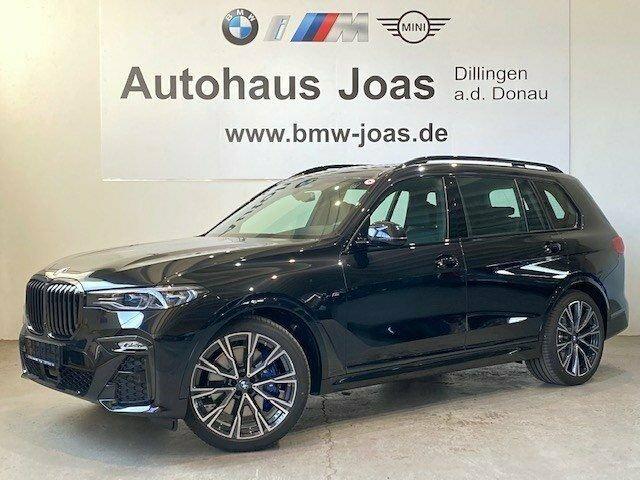 BMW X7 xDrive30d M Sportpaket Gestiksteuerung DAB, Jahr 2020, Diesel