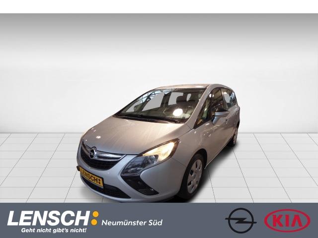 Opel Zafira Tourer C 1.6 C CNG Selection NAVI, Jahr 2015, Benzin