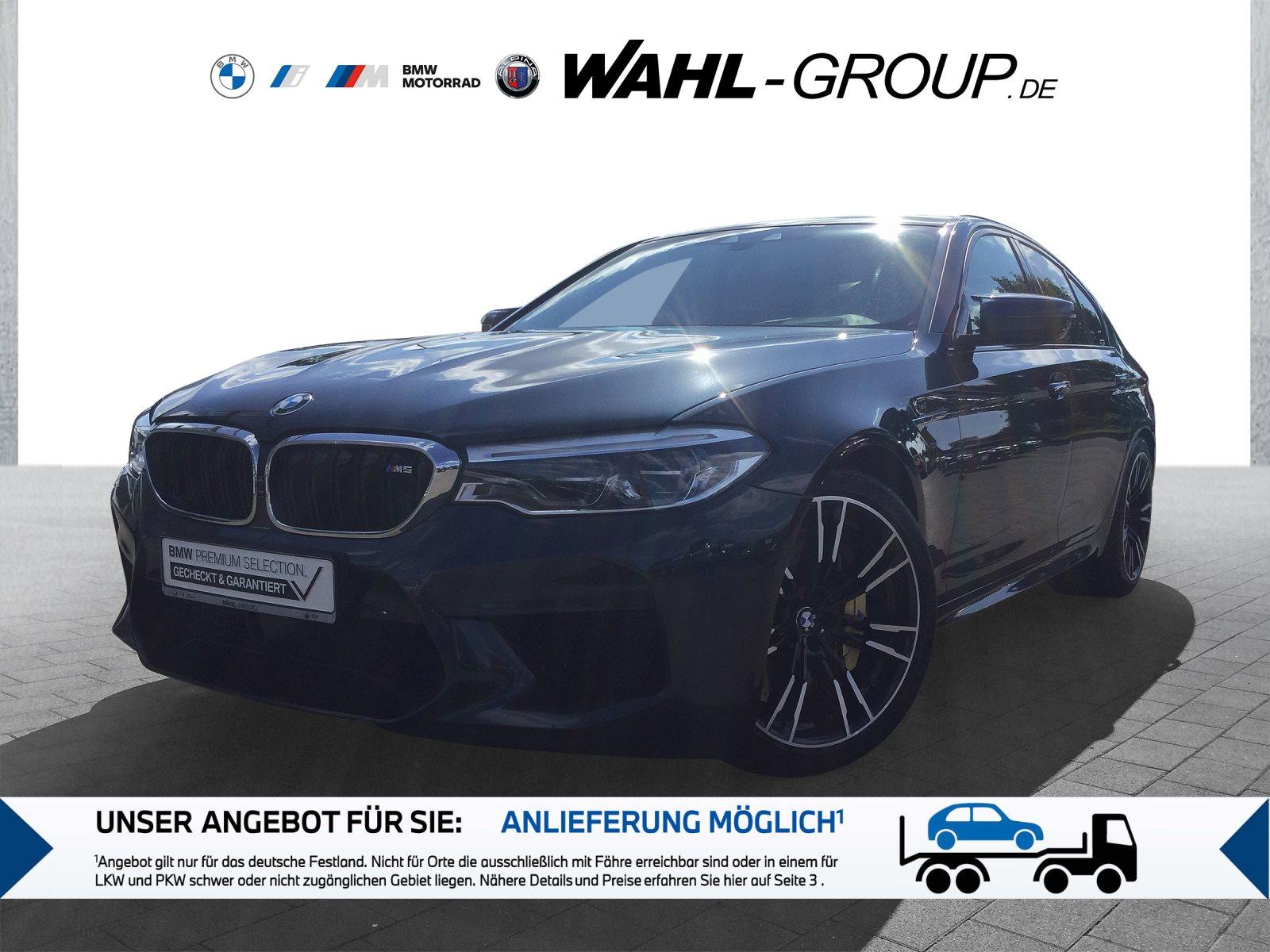 BMW M5 Limousine Gestiksteuerung Night Vision DAB, Jahr 2018, Benzin