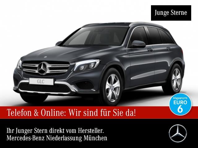 Mercedes-Benz GLC 220 d 4M Exclusive ILS LED AHK Navi PTS 9G, Jahr 2016, Diesel