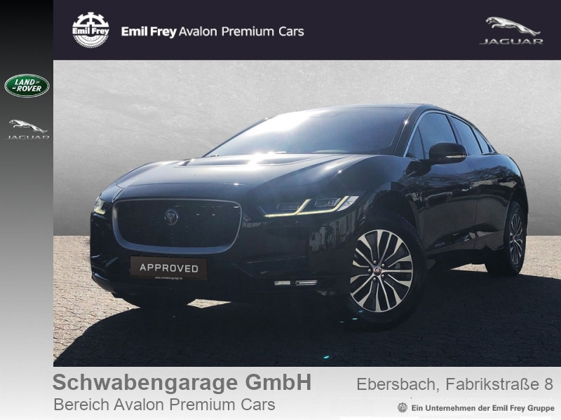 Jaguar I-Pace EV400 AWD SE Navi+LED+20''LMF+ACC, Jahr 2018, electric