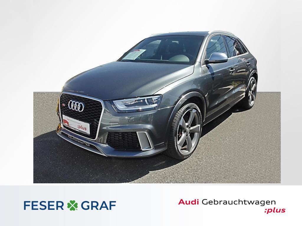 Audi RSQ3 2.5 TFSI quattro S-tronic BOSE, Jahr 2014, Benzin