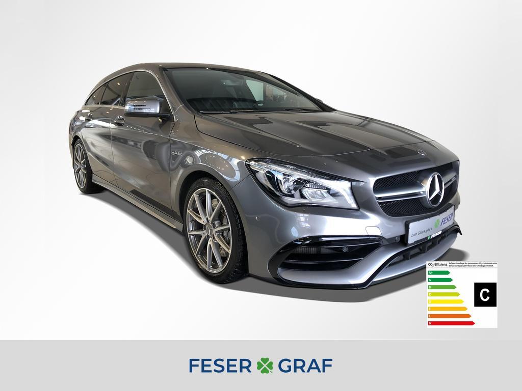 Mercedes-Benz CLA 45 AMG Shooting Brake 4Matic PANO+NAVI Kamer, Jahr 2017, Benzin