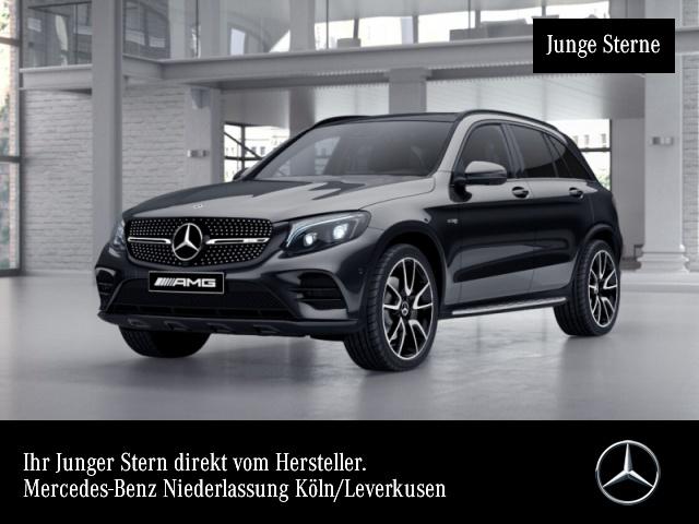 Mercedes-Benz GLC 43 4MATIC Sportpaket Bluetooth Navi LED Klima, Jahr 2017, Benzin