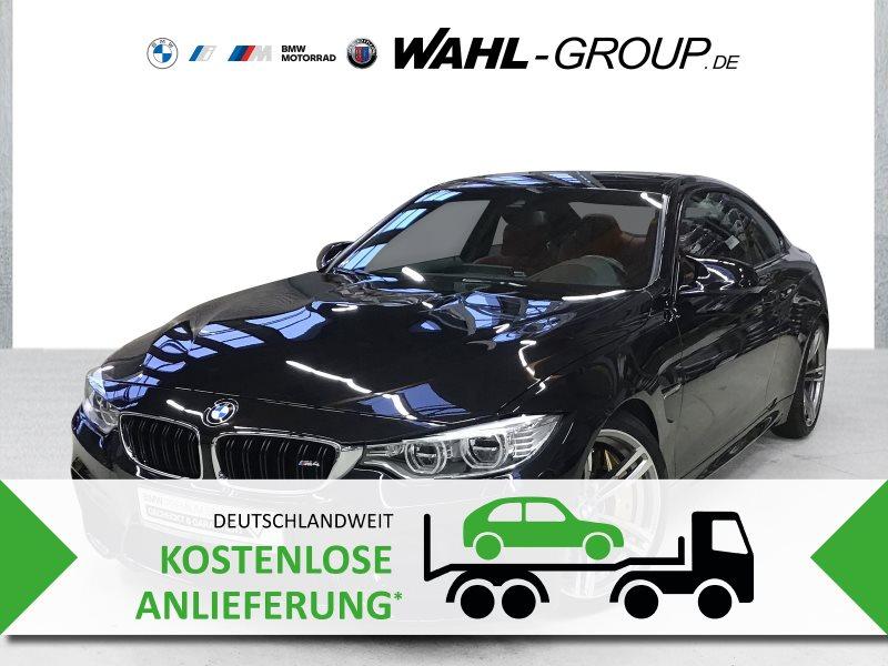 BMW M4 Coupé DKG Head-Up HK HiFi DAB LED GSD RFK Shz, Jahr 2016, Benzin