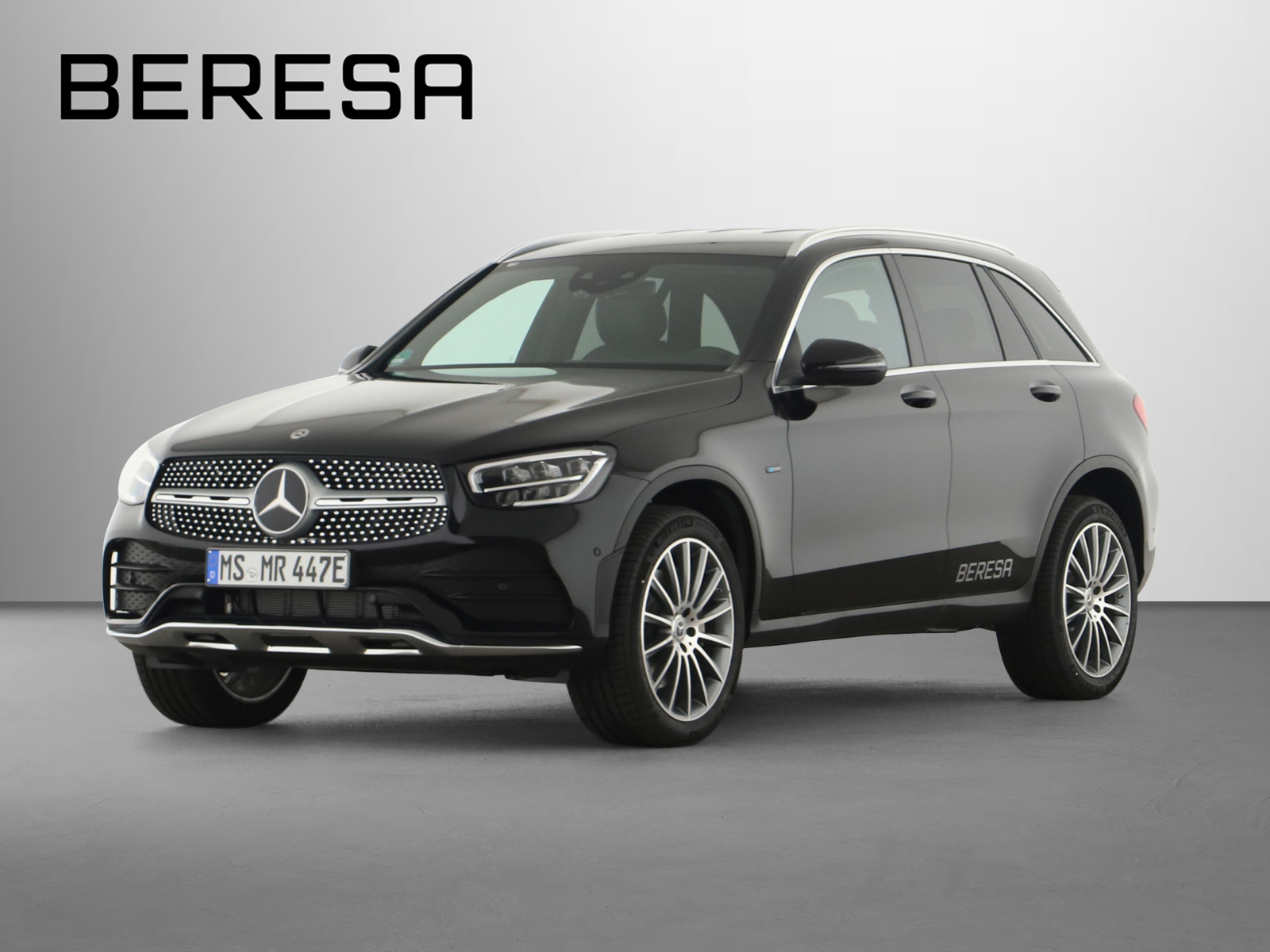 Mercedes-Benz GLC 300 de 4M AMG Fahrassist. LED AHK Kamera PDC, Jahr 2021, Hybrid_Diesel