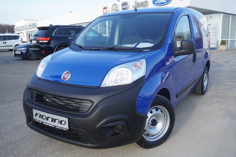 Fiat Fiorino Basis Kasten, Jahr 2021, Diesel