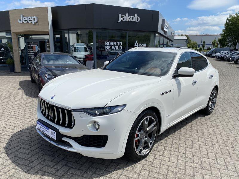 Maserati Levante GranLusso Diesel+ACC-Plus+360°+SOUND, Jahr 2018, Diesel