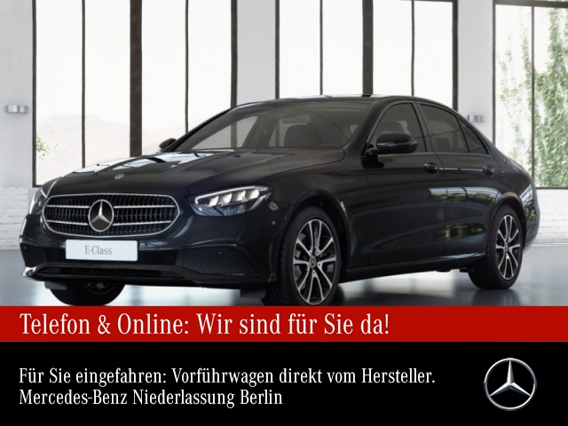 Mercedes-Benz E 200 Avantgarde WideScreen LED Night Kamera PTS, Jahr 2020, Benzin