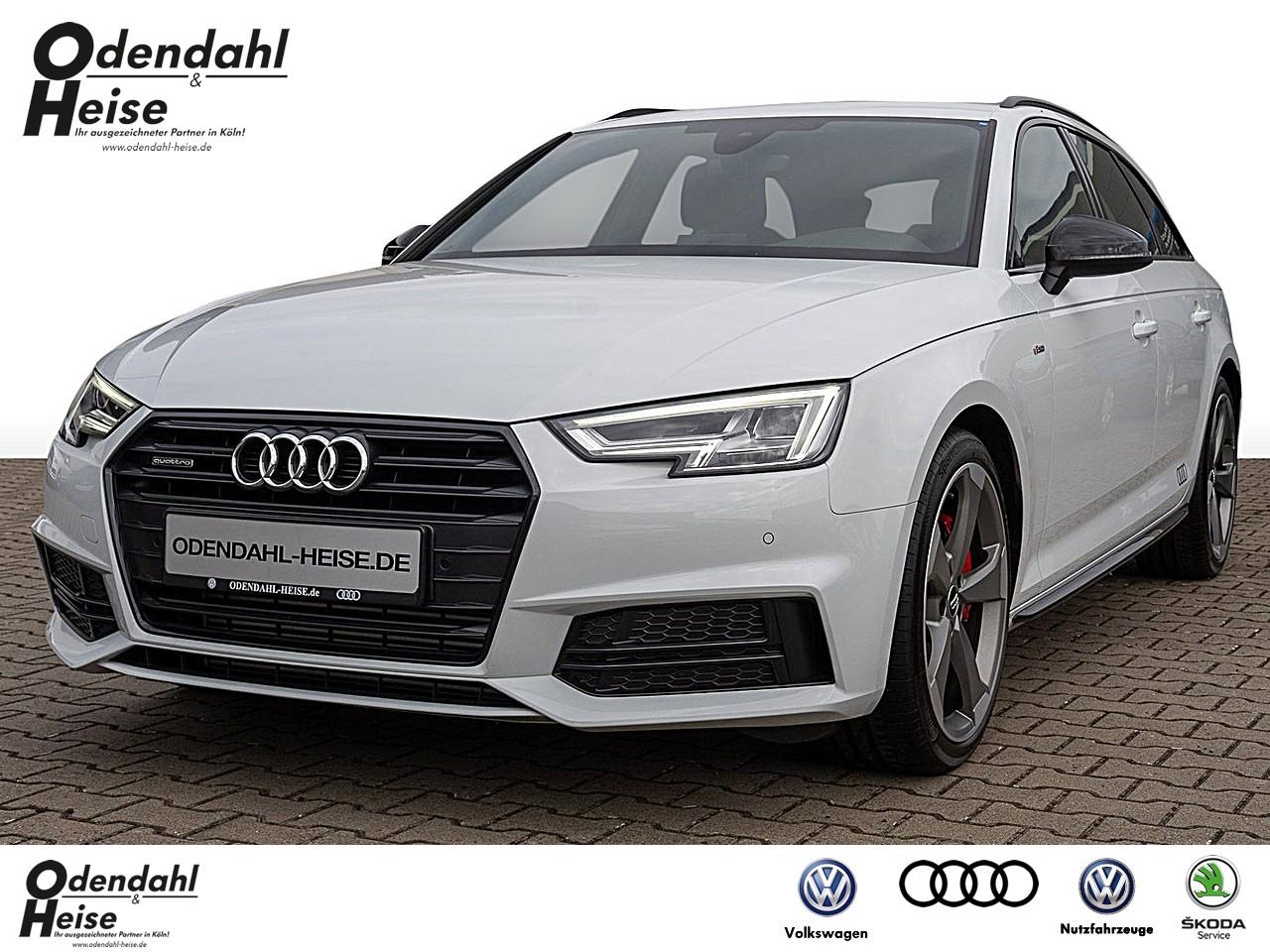 Audi A4 Avant sport 2.0 TFSI quattro S line Klima, Jahr 2018, Benzin