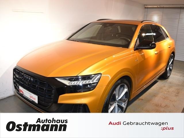 Audi Q8 50 TDI quattro S line*LED*Navi, Jahr 2019, Diesel