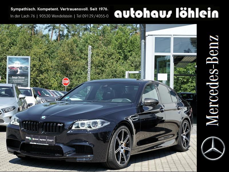 BMW M5 Competition Edition 1/200 Sound-System Bang &, Jahr 2017, Benzin