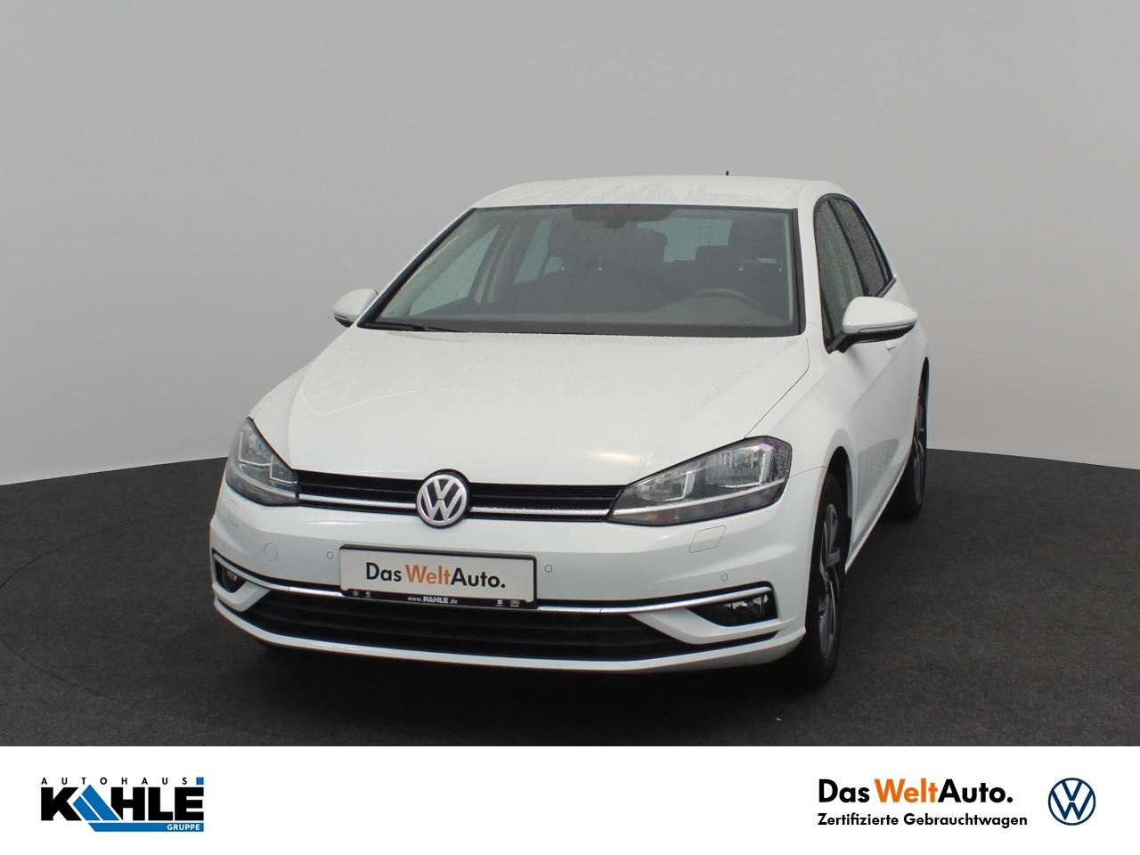 Volkswagen Golf VII 1.0 TSI BMT Sound Navi Klima Sitzheizung ACC, Jahr 2017, Benzin