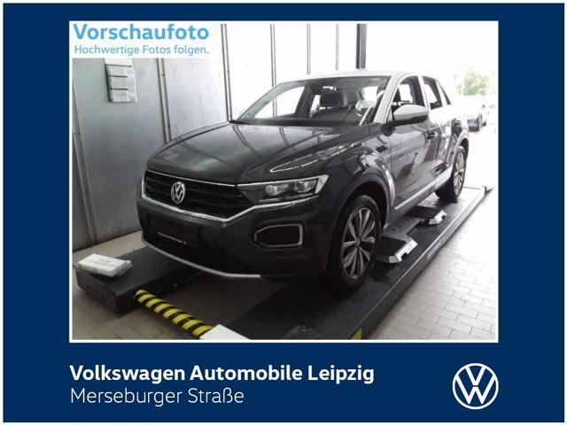 Volkswagen T-Roc 1.5 TSI ACT Style *DSG*SHZ*, Jahr 2019, Benzin