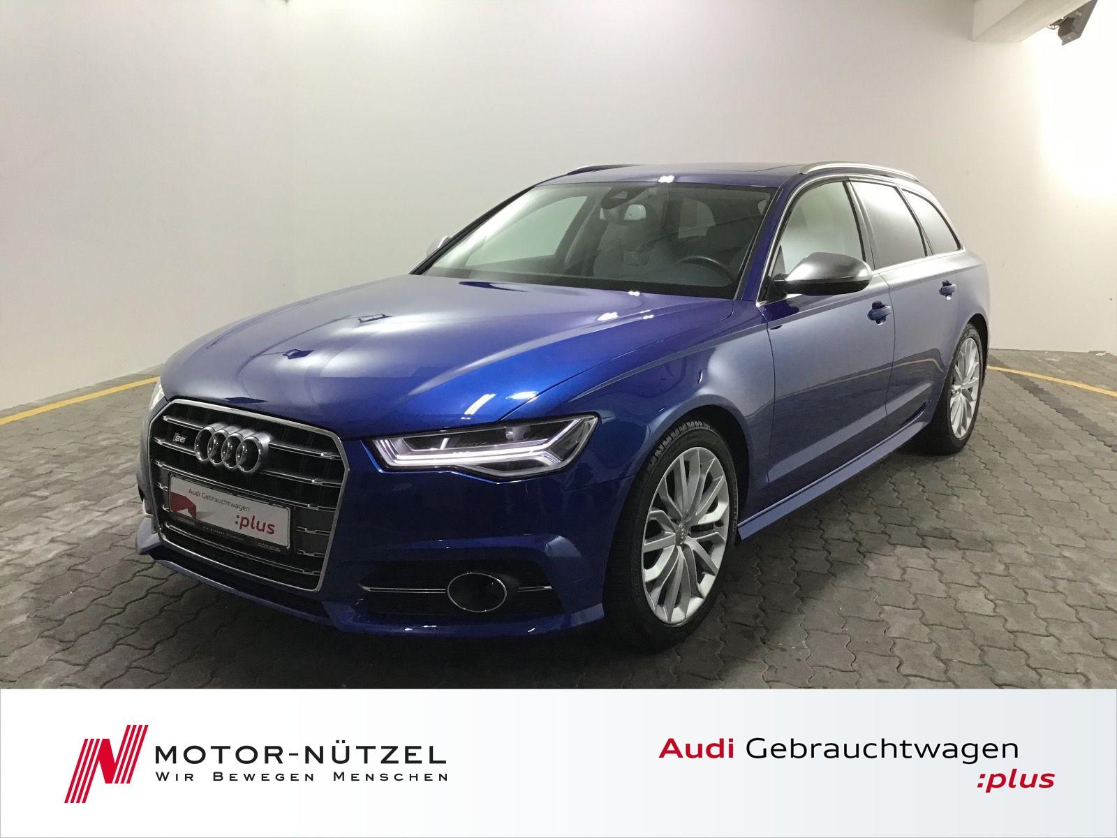 Audi S6 Avant TFSI quattro +Matrix-LED+BOSE+PANO, Jahr 2017, Benzin
