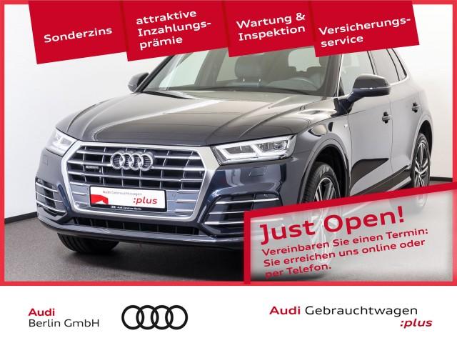 Audi Q5 sport 40 TDI quattro S tr. LED PDC NAVI, Jahr 2019, Diesel