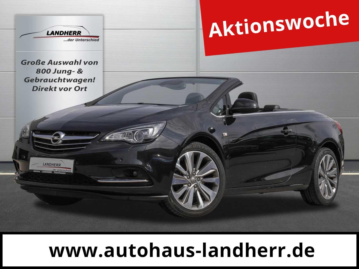 Opel Cascada 2.0 CDTI Innovation, SHZ,PDC, XENON,..., Jahr 2014, Diesel
