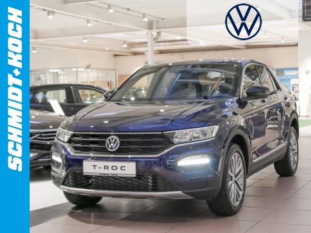 Volkswagen T-Roc 1.5 TSI OPF ACT Style Navi, ActiveInfo DAB+, Jahr 2020, Benzin