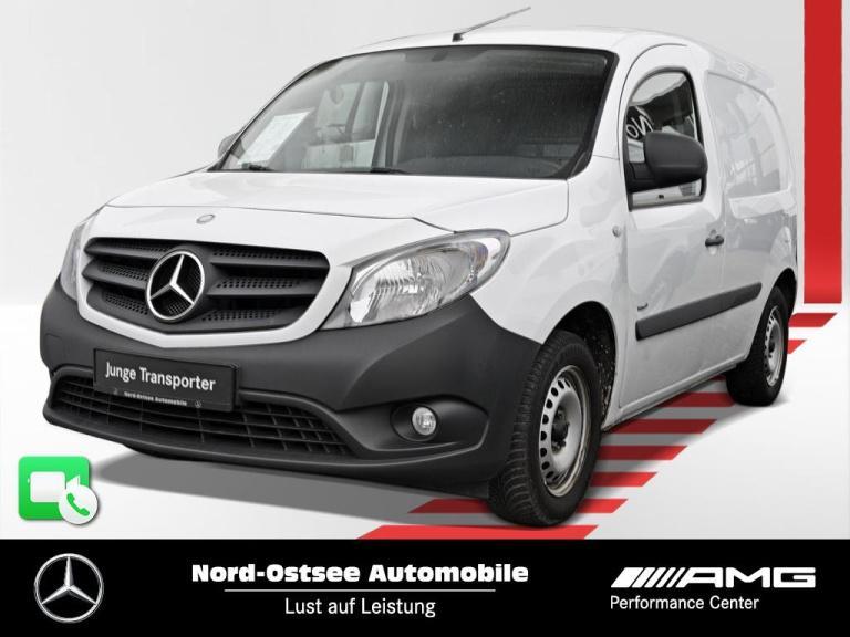 Mercedes-Benz Citan 108 Kasten lang Radio 180 Grad Türen, Jahr 2017, Diesel