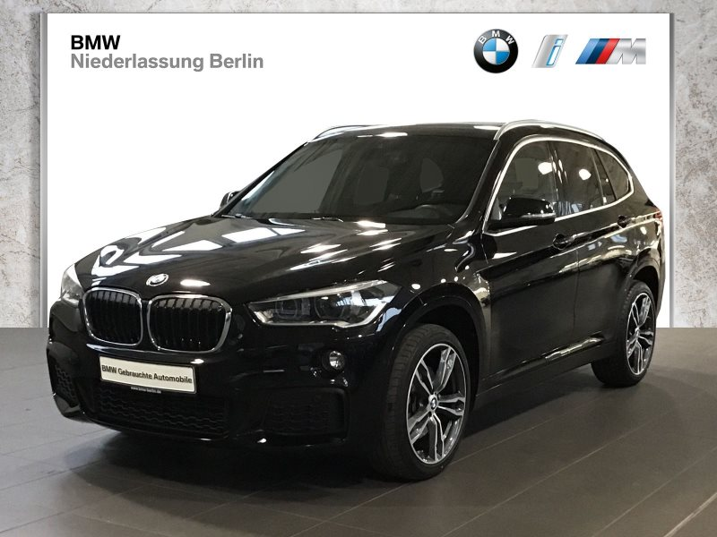 BMW X1 xDrive20d EU6 Aut. M Sport LED NaviPlus AHK, Jahr 2017, Diesel