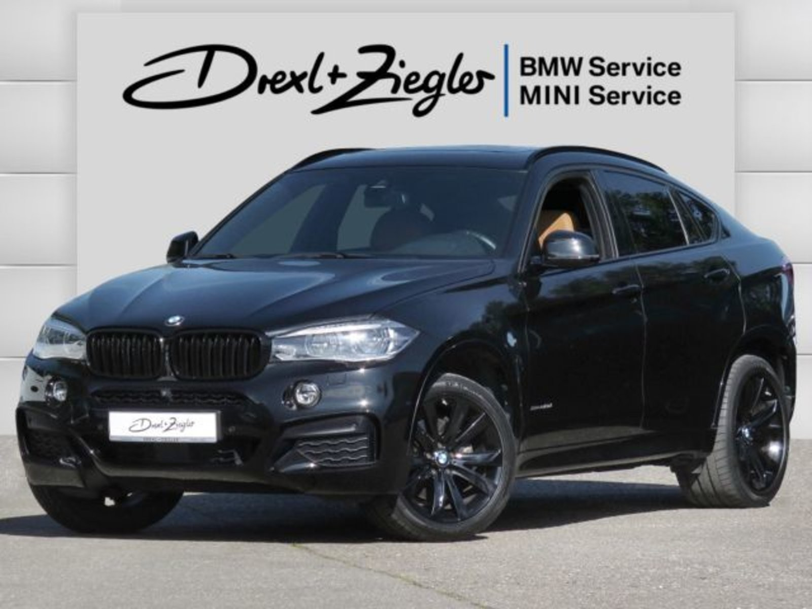 BMW X6 xDrive40d M Sport AHK HUD DAB HiFi GSD Alu20, Jahr 2015, Diesel
