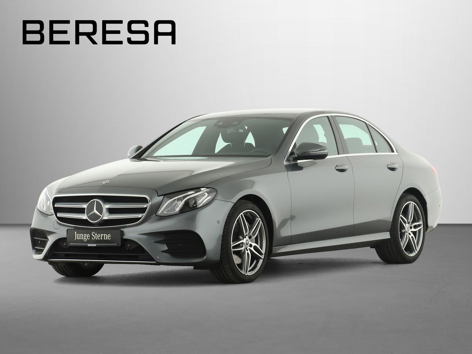 Mercedes-Benz E 200 Fahrassist. LED Kamera Navi PDC, Jahr 2019, Benzin