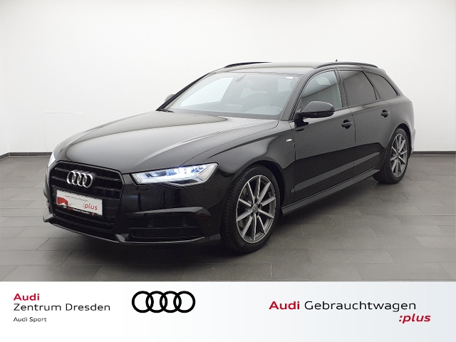Audi A6 Avant 1.8 TFSI s line Black Edition Standhz, Jahr 2018, Benzin