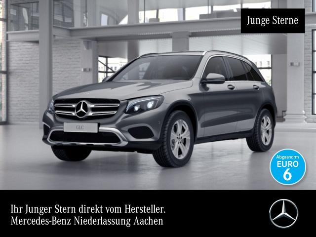 Mercedes-Benz GLC 250 d 4M Exclusive ILS LED Kamera Navi PTS 9G, Jahr 2017, Diesel