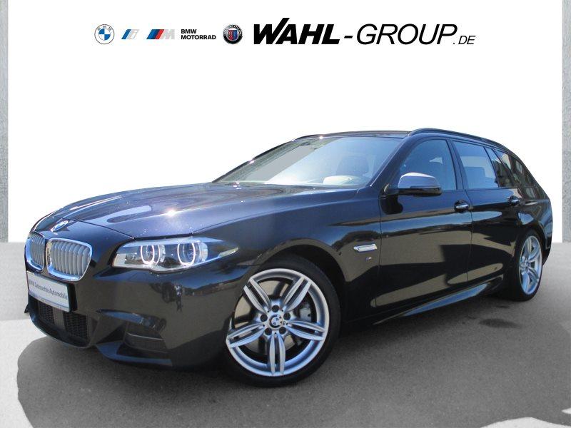 BMW M550d xDrive Touring | EURO 6, Jahr 2017, Diesel