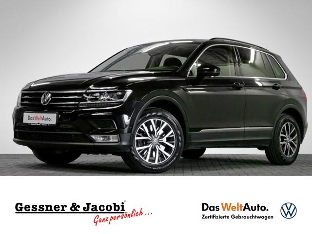 Volkswagen Tiguan 2.0 TSI BMT DSG Comfortline 4Motion Navi, Jahr 2017, Benzin