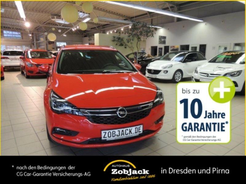 Opel Astra-K ST Innovation 1,4T Navi,PDC,SHZ, Jahr 2016, Benzin