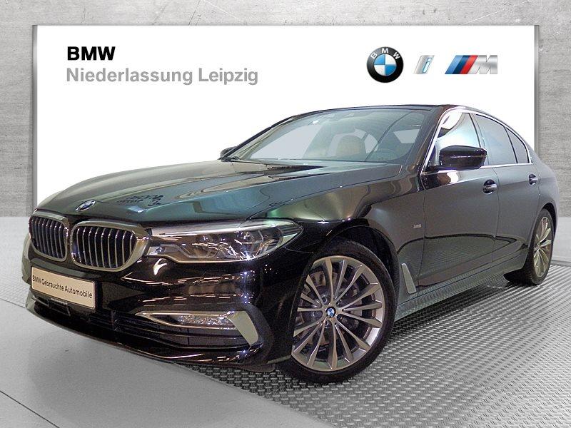 BMW 530d xDrive Limousine Luxury Line EURO6 Gestiksteuerung DAB, Jahr 2017, Diesel
