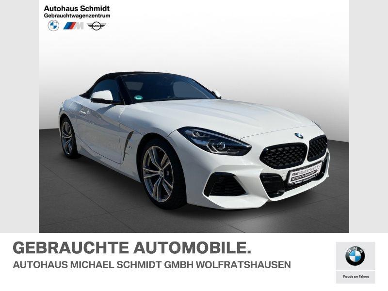 BMW Z4 sDrive20i M Sportpaket*ACC*Head Up*Live Cockpit Prof*, Jahr 2019, Benzin