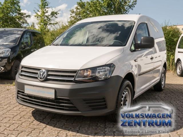 Volkswagen Caddy 2.0 TDI BMT Kasten EcoProfi KLIMA,1.HAND ZV, Jahr 2017, Diesel