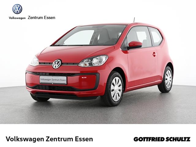 Volkswagen up! move, Jahr 2018, Benzin